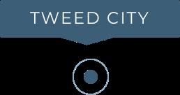 Tweed City Pin